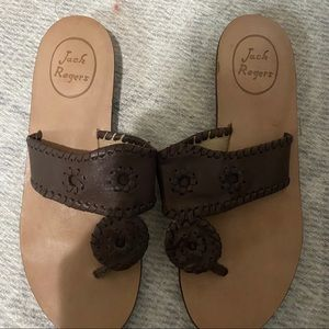 New Jack Rogers Sandals 7